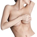 Фото до и после повторного увеличения груди
